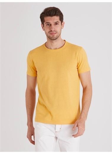Dufy Tişört Sarı